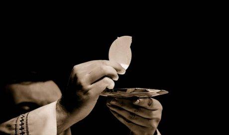 Cérémonie religieuse à Rosières