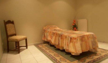 Chambre funéraire à Rosières